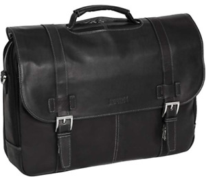 Kenneth Cole Reaction, Leather, Bag, Briefcase, Laptop