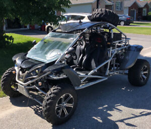 2011 Renli 1100cc 4WD 6-Speed Side by Side/Dune Buggy