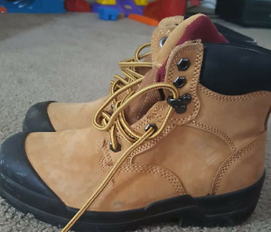 Steel Toe csa approved Size 7!