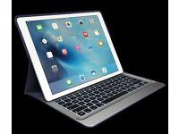 """Logitech Create iPad Pro 12.9"""" Keyboard/Case, Blue"""