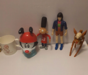 80s and 90s toys