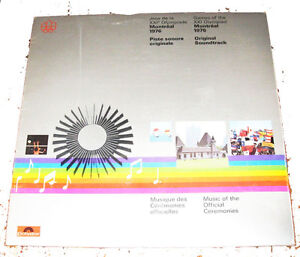 Album Games of the XXl Olympiad Montreal 1976 Saint-Hyacinthe Québec image 1