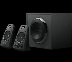 Logitech Z623 2.1 Speaker System for Sale