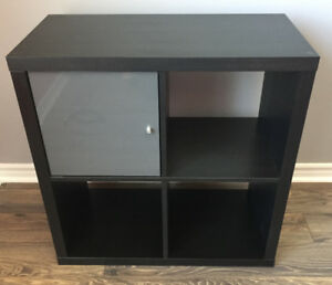 Shelf Unit Black