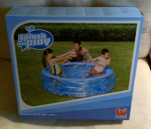 Bestway Splash and Pidy Pool for children 3+