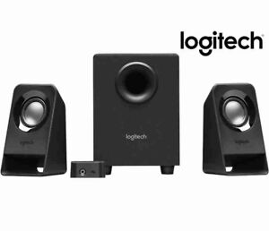 Logitech Multimedia Speakers Z213 with Subwoofer