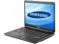 CAN DELIVER - Samsung Laptop - HDMI - Office - AntiVirus - 3Gb Ram - 250Gb - Wifi - DVD-RW - Webcam