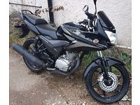Honda CBF 125 M-A, 2011, years MOT, Black, Excellent condition much loved bike, new bike forces sale