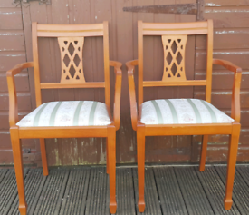 Vintage 1950s Morris of Glasgow Chairs