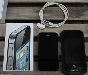 Apple iPhone 4s Black Bell 16GB