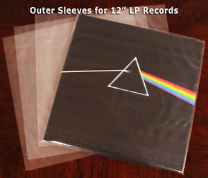 Vinyl Record Sleeves ~ Protect your Lps
