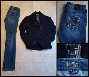 Size 29 Silver Jeans | Kijiji: Free Classifieds in Calgary. Find a