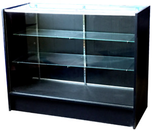 glass display case showcase for sale