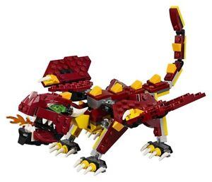 Des Legos neufs
