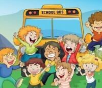 Role in Community & Education as SCHOOL BUS DRIVER