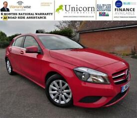 2013 Mercedes-Benz A180 1.5CDI (109ps) Blue Efficiency SE