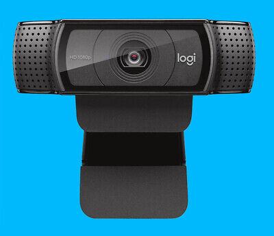 NEW Logitech C920e HD Pro Webcam HD Web Camera 1080P Video Chat Autofocus Cam