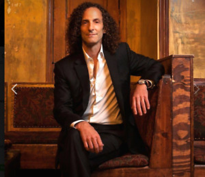 Kenny G Miracles Holiday & Hits  Front Row Face Value Dec 15