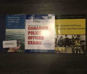 *** POLICE FOUNDATIONS TEXTBOOKS ***