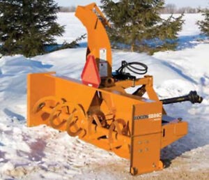"Looking for 5'6"" snow blower for 3 pte hitch"