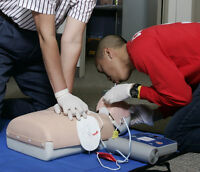 Standard First Aid - Monday and Tuesday, on SALE!