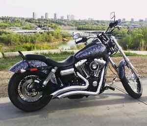 2011 Harley Davidson Wide Glide For Sale!