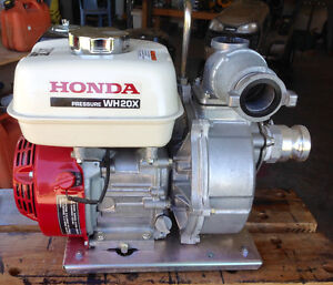 """Honda Firefighting Water Pump"""
