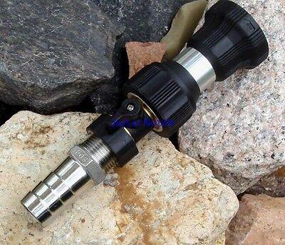 58 Car Garden Irrigation Hose Nozzle Sprinkler Gun Nozzle Fire Hose Nozzle