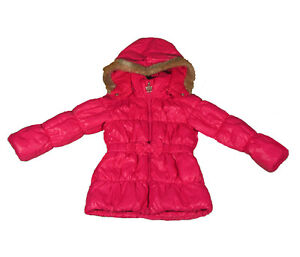 H&M Girl's winter jacket, size 4 - 5T.