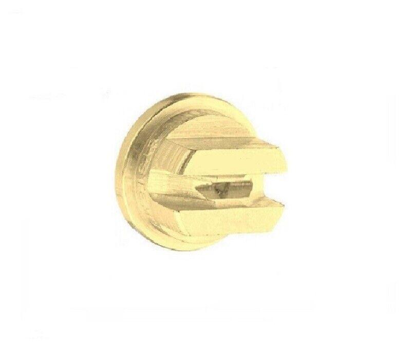 TeeJet Brass Spray Tips 110° Rated 0.80 GPM @ 40 PSI TP11008 Farmer Bob