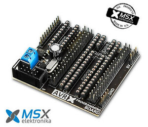 AVR-Programming-Board