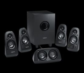 Logitech Z506 5.1 Speakers for parts (collection only)
