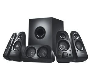 NEW Logitech 5.1 computer speakers