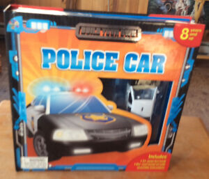 BUILD YOUR OWN POLICE CAR 2008 BY PHIDAL PUBLISHING NEW Gatineau Ottawa / Gatineau Area image 9