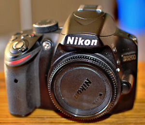 Camera gear for sale, Nikon and Fujifilm