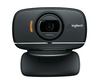 Logitech B525 Portable HD Webcam 30FPS 1080P STEREO SOUND New FAST Free Shipping