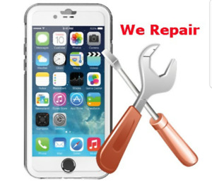 iPhone Battery Replacement  / Fast Service  / Deals