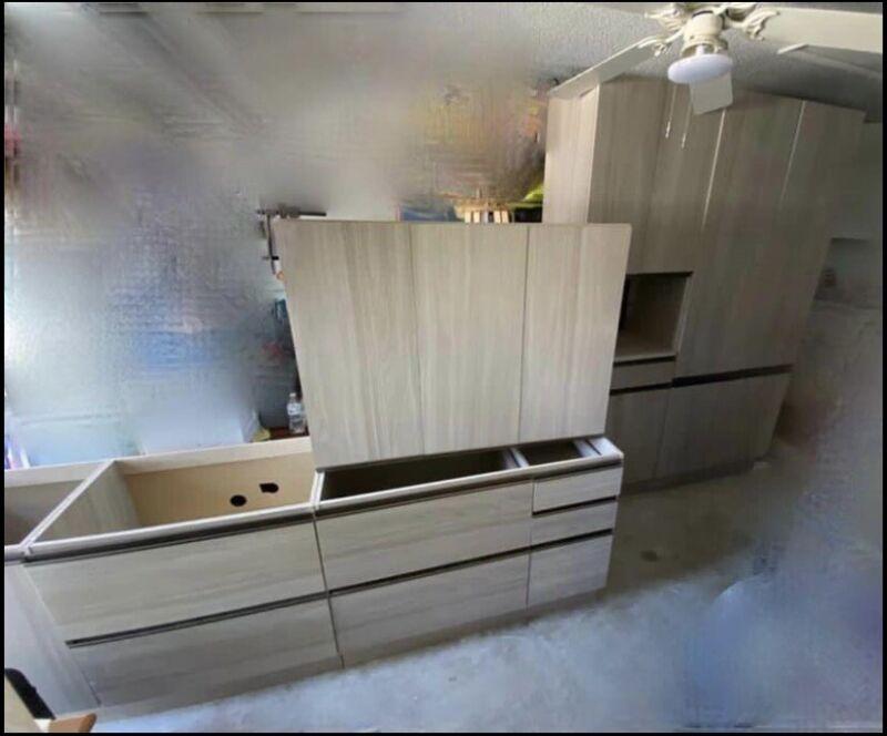 Kitchen Cabibets - Showroom