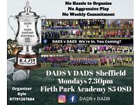 Dads V Dads Sheffield