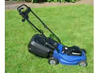 Lawn Mower with grassbox