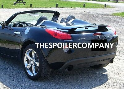 PRE-PAINTED ANY COLOR REAR SPOILER for 2006-2010 PONTIAC SOLSTICE CUSTOM STYLE