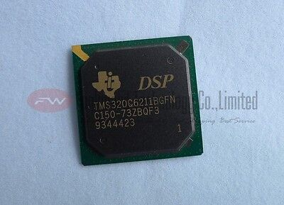 Ti Tms320c6211bgfn150 32-bit 150mhz Fixed-point Dsp Bga256 X 1pc