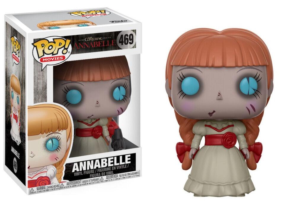 Pop! Movies: Horror S4: Annabelle FUNKO #469
