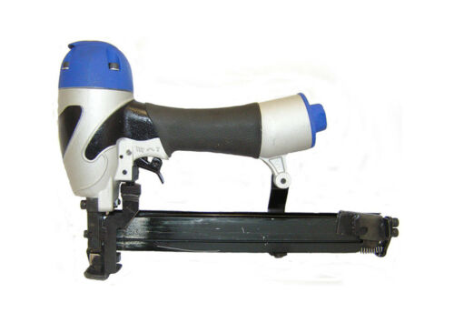 "Spotnails TS5825F 18 Gauge Pneumatic Flare Stapler to 1"""