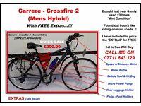 Carrera - Crossfire 2 (mens Hybrid)