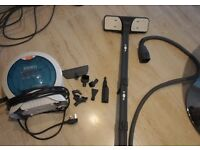 VAX S5C steam cleaner with accessories