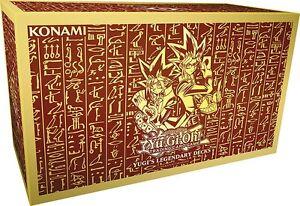 YuGiOh! King of Games – Yugi's Legendary Decks inc. Exodia and All God Cards!