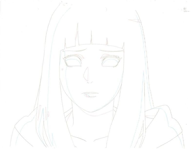 Anime Douga not Cel Naruto #298