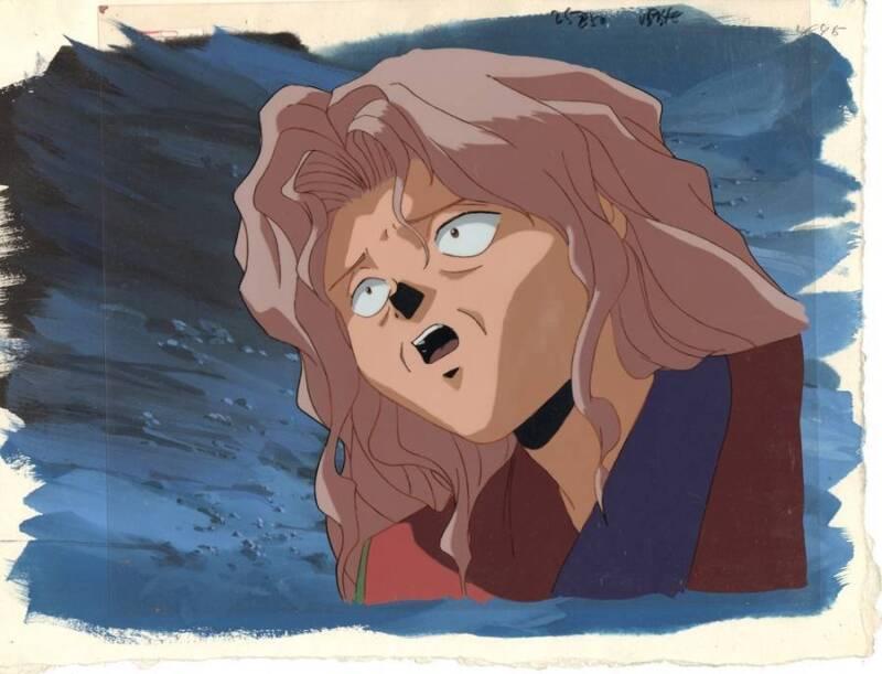 Anime Cel Yu Yu Hakusho #97