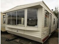 Static Caravan for Sale- 35x12 ft - 2 Bedrooms